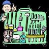 治工具の整頓 | 治工具除去