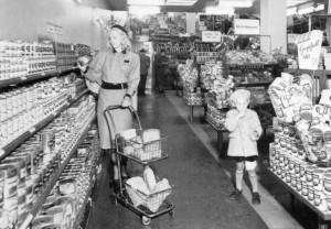 スーパーマーケット方式