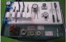 計測器の整頓、保管