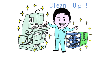 清掃保全 | 初期清掃
