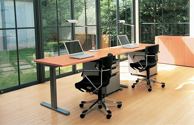事務所 スペースの共用化