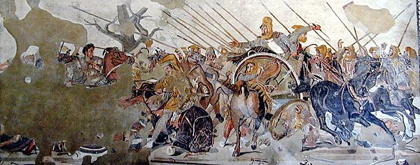 アレキサンダー大王 東方遠征