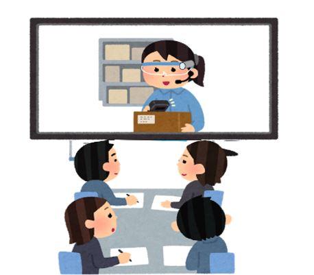 標準ビデオによる教育、作業